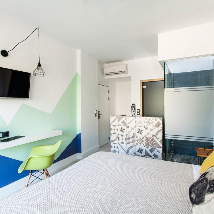 Accommodation Blue Bottle Hotel